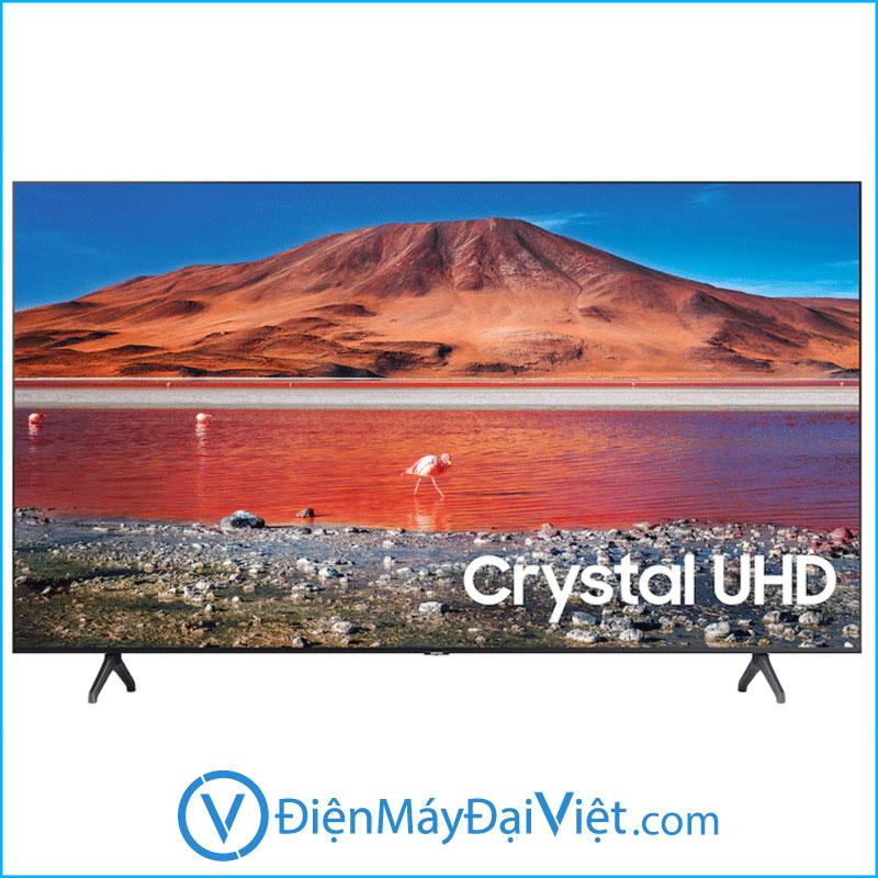 Tivi Samsung 4K 43 inch 43TU7000 Smart TV4K UHD 2