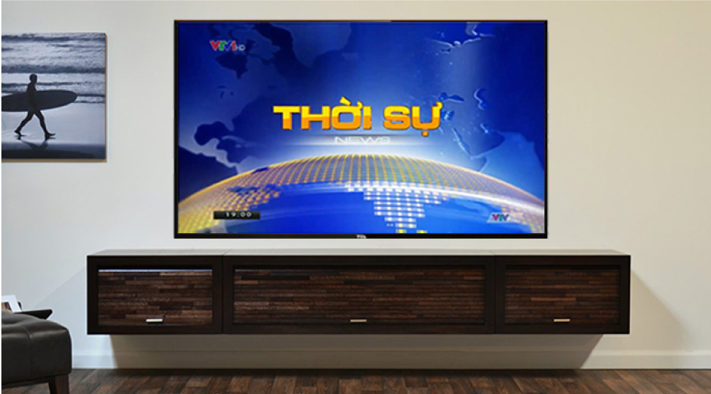 Tivi TCL 32 Inch 32D3000 Android truyen hinh ky thuat mien phi