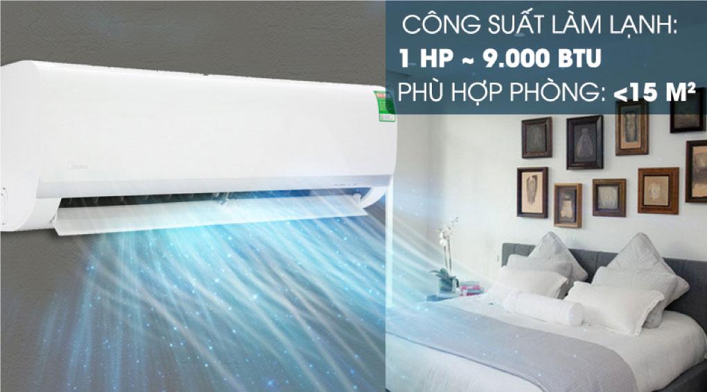 May Lanh Midea Thiet Ke Thanh Lich Va Tinh Te