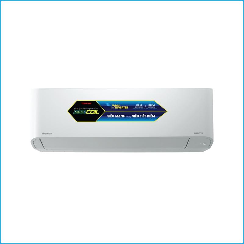 May lanh Toshiba Inverter 1.5 HP RAS H13C3KCVG V