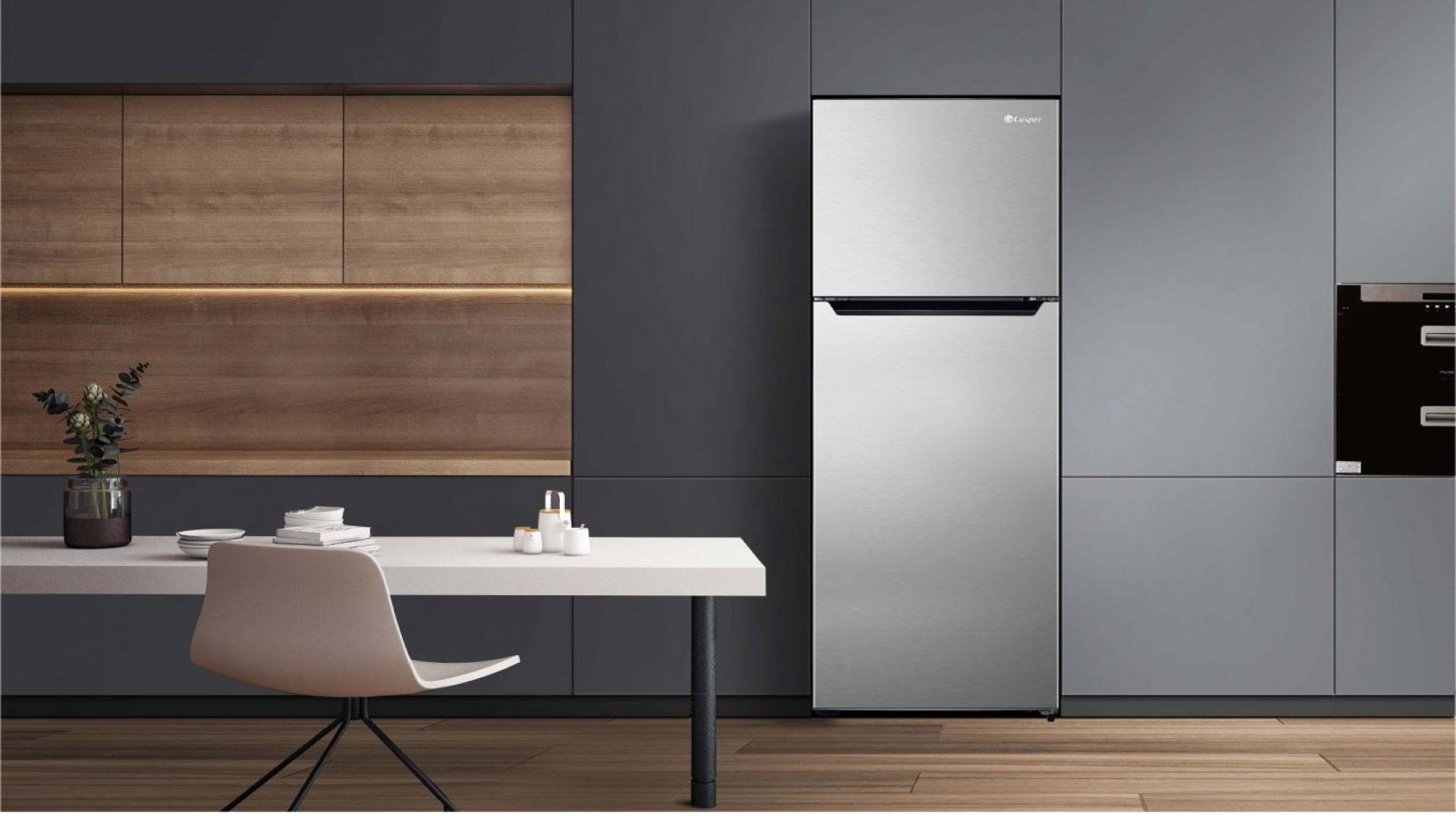 tủ lạnh casper rt-368vg